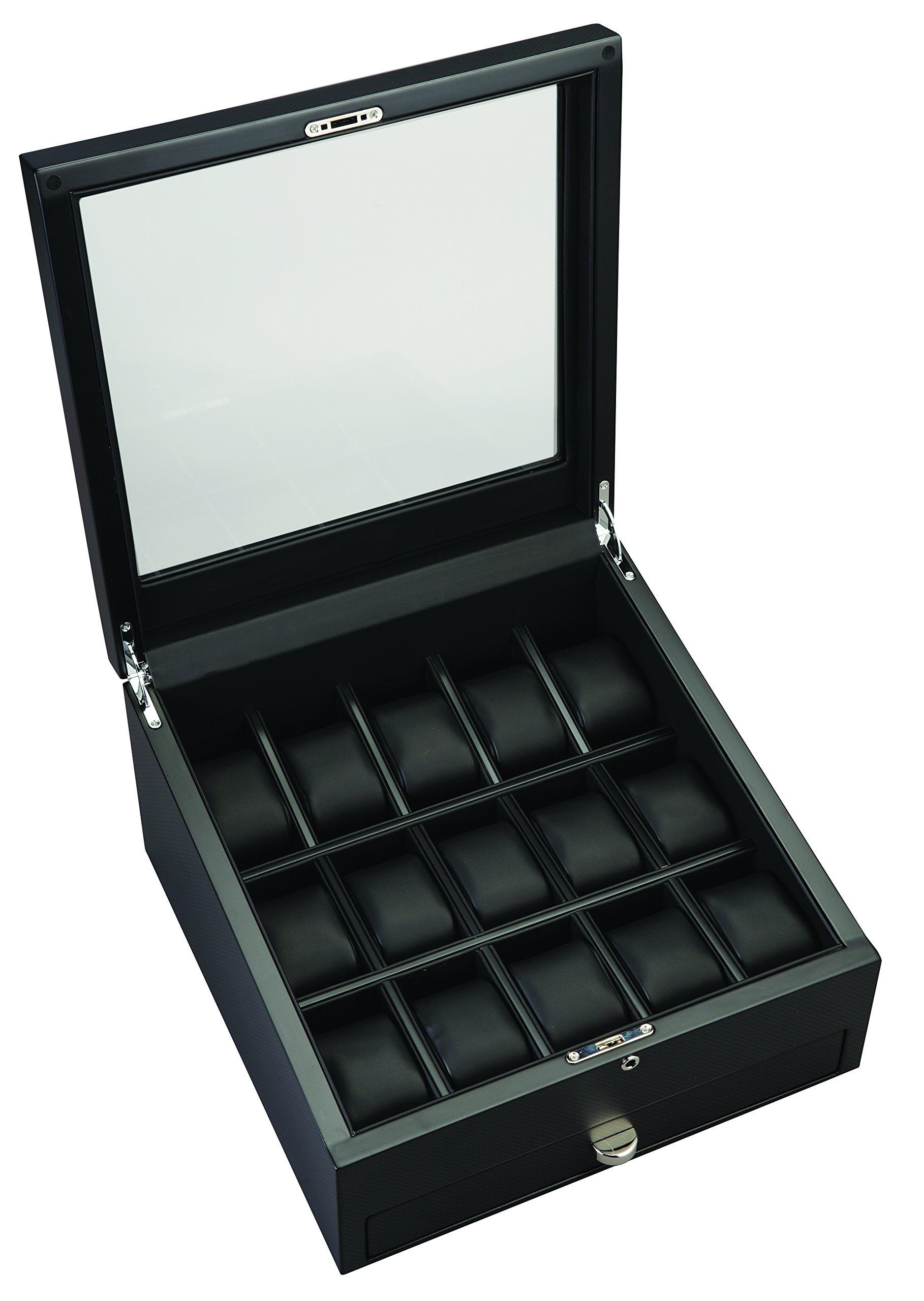 Volta 31-560970 Wood Watch Case by Volta (Image #3)