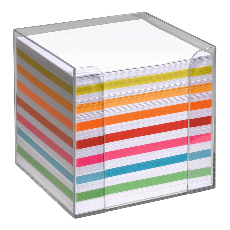 Notizzettel 9x9cm lose Blätter für Zettelboxen 22289 500-5000 Notiz Zettel