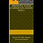Improve Your Communication Skill: Secret Of High Impact Communication