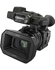 Panasonic HC-X1000E Videocamera Professionale, 4K Ultra HD, 60p/50p, Zoom ottico 20x, Nero