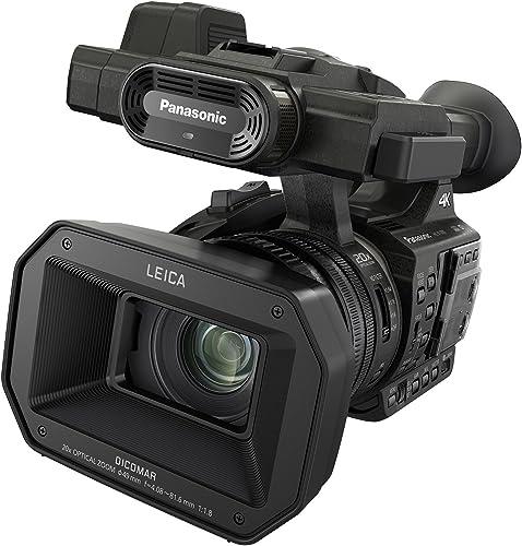 Panasonic 4K HC-X1000