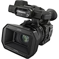 Panasonic HC-X1000E Professional Camcorder 4K FHD 20x Optical Zoom - Black