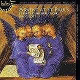 Advent At St Paul's (St. Paul's Cathedral Choir/ John Scott) (Hyperion: CDH55463)