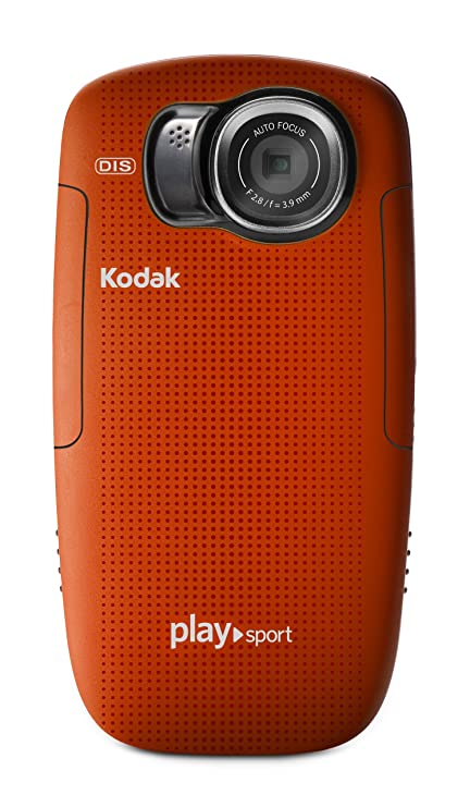 amazon com kodak playsport zx5 hd waterproof pocket video camera rh amazon com HD Camera Film Camera