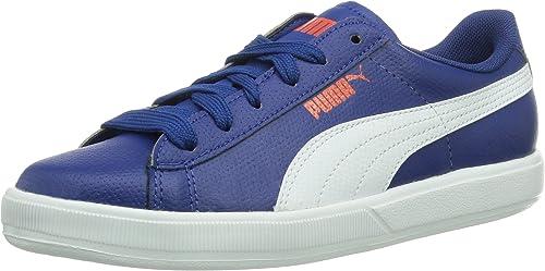 PUMA Archive Lite L Jr, Baskets Mode Mixte Enfant Bleu