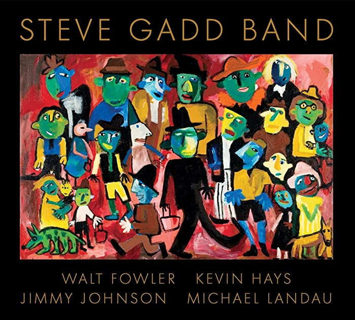 Top 10 Steve Gadd Band Way Back Home Vinyl