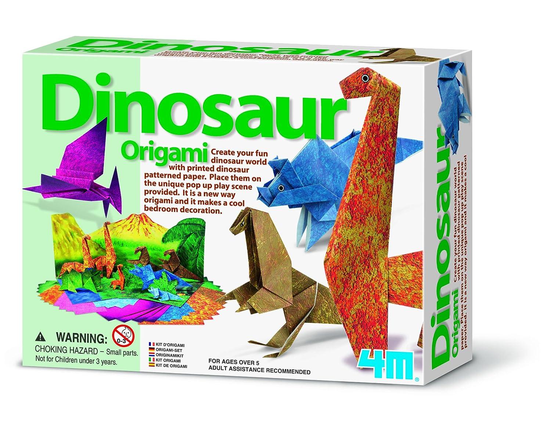 4m dinosaurs origami amazon toys games jeuxipadfo Choice Image