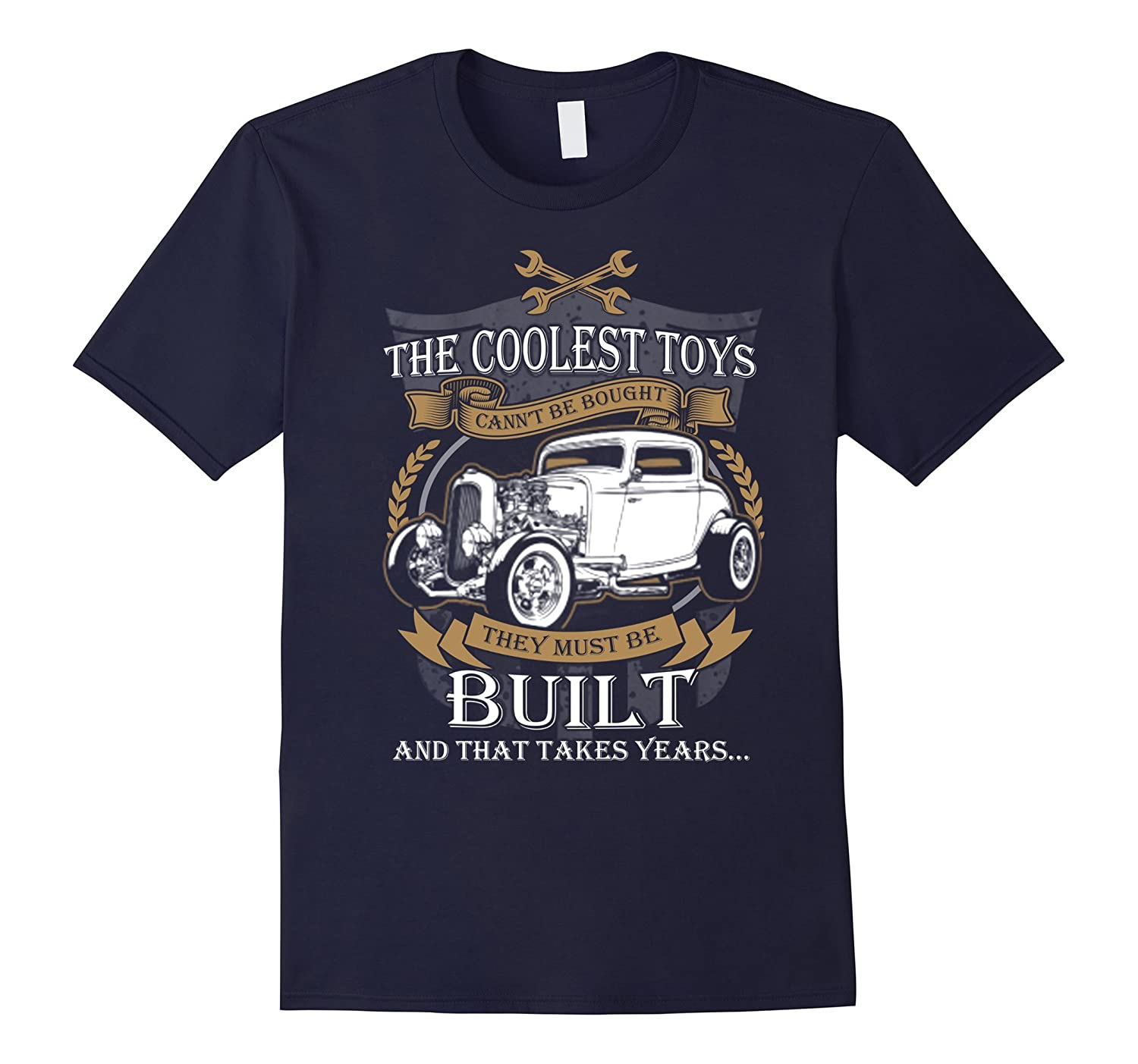 The Coolest Toys Cann't Be Bought - Hot Rod T-shirt-Art