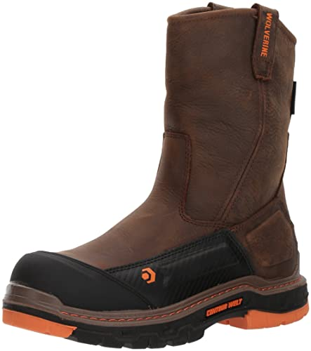 faeedc6c50a Wolverine Overpass CarbonMax Wellington Boot Men's