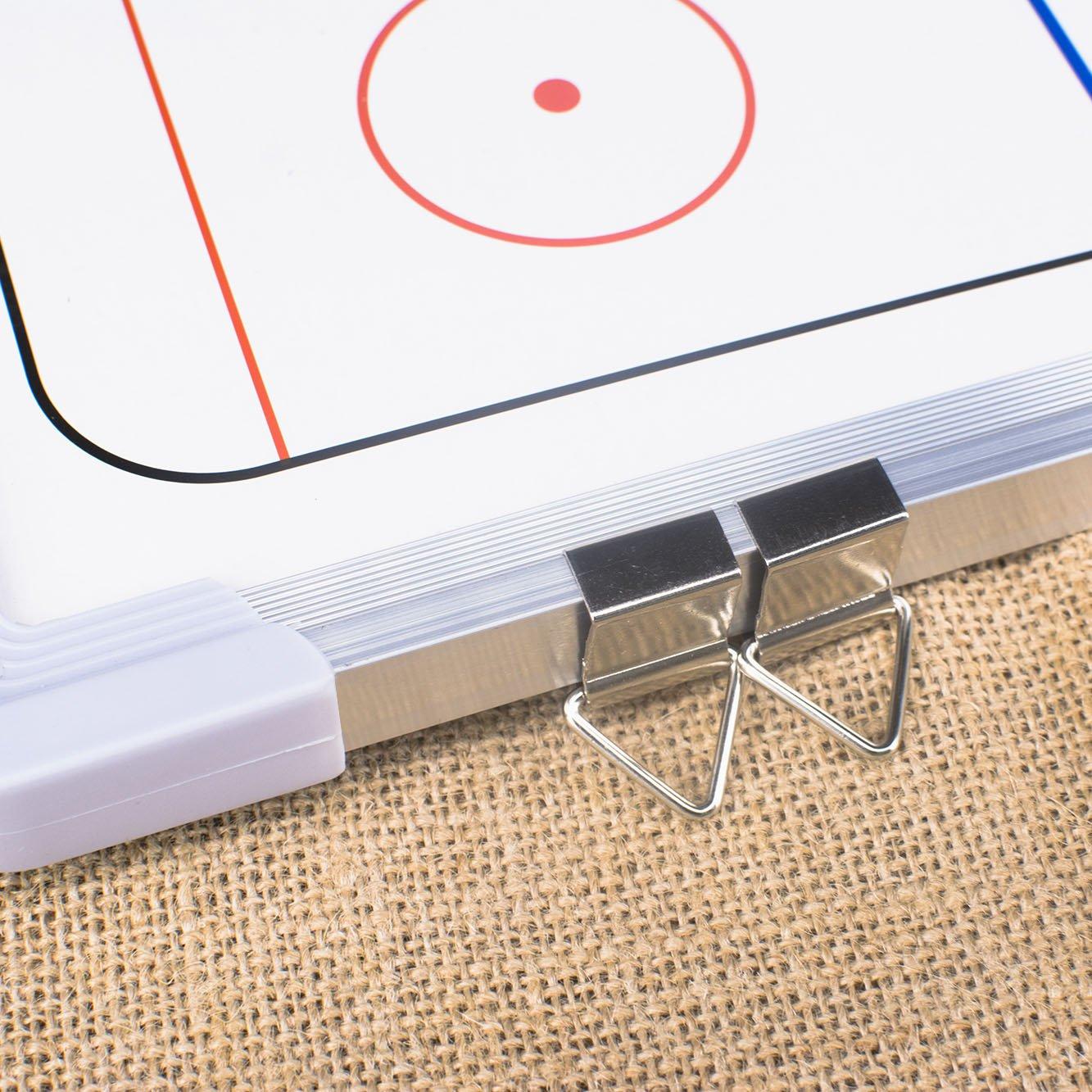 Amazon.com: wrzbest tácticas de Hockey sobre hielo pizarrón ...