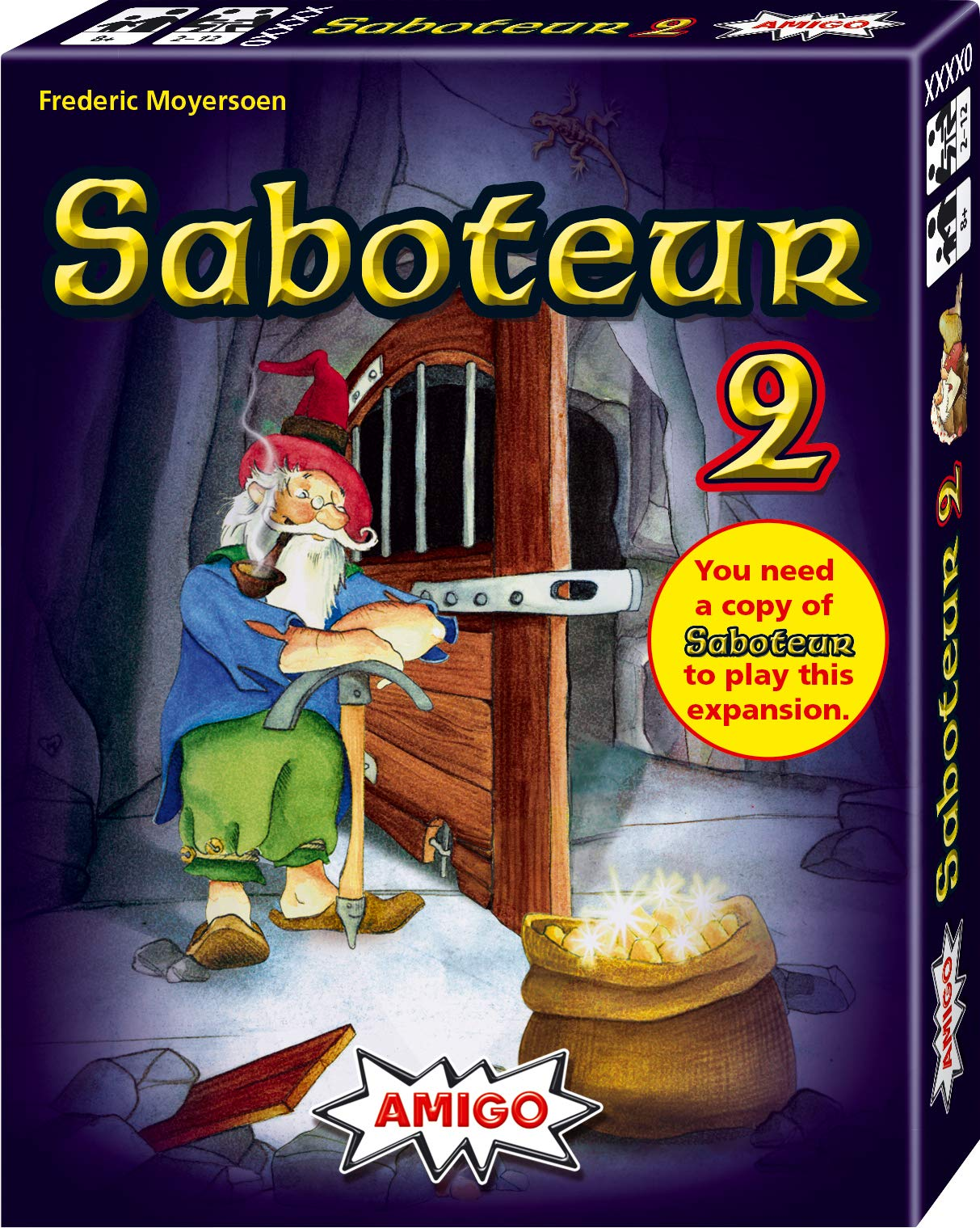 "Mayfair Games MFG05713–BOARD GAME Saboteur 2"""