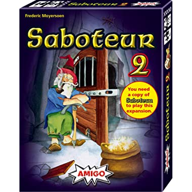 Saboteur 2 Card Game