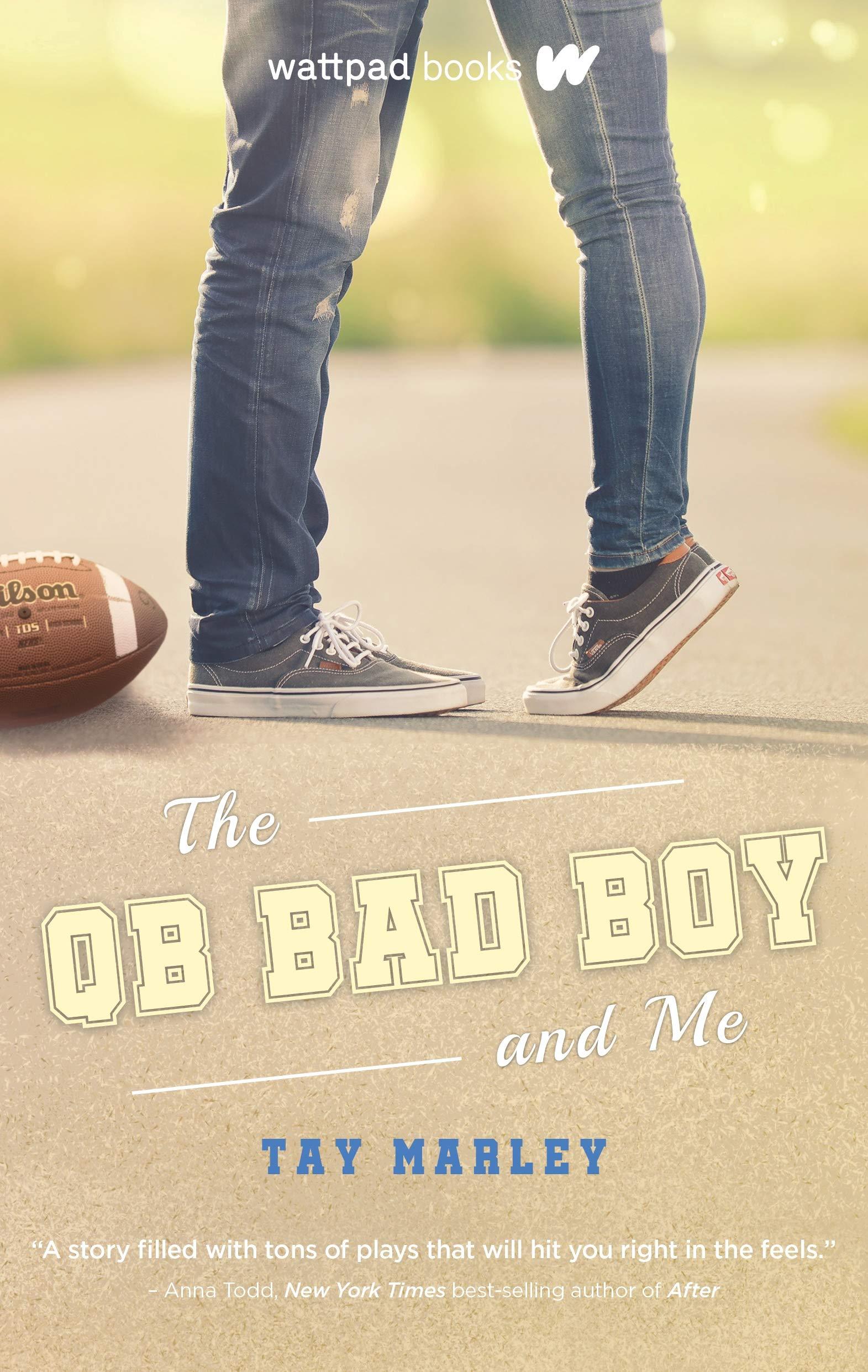 The Qb Bad Boy and Me: Amazon.es: Marley, Tay: Libros en ...