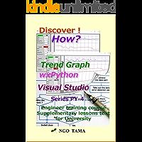 TrendGraph wxPython Visual Studio: Training materials for engineer