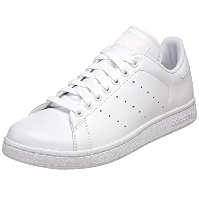 hot sale online 1a2e7 a0386 ADIDAS ORIGINALS STAN SMITH 2 ALL WHITE ON WHITE TRAINERS ...