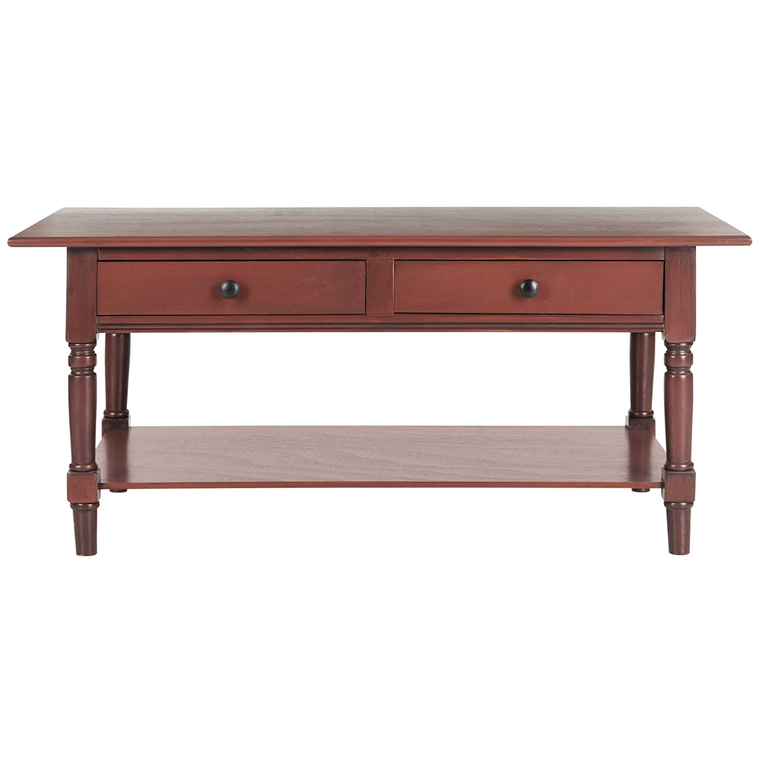 Amazon Safavieh American Homes Collection Boris Coffee Table