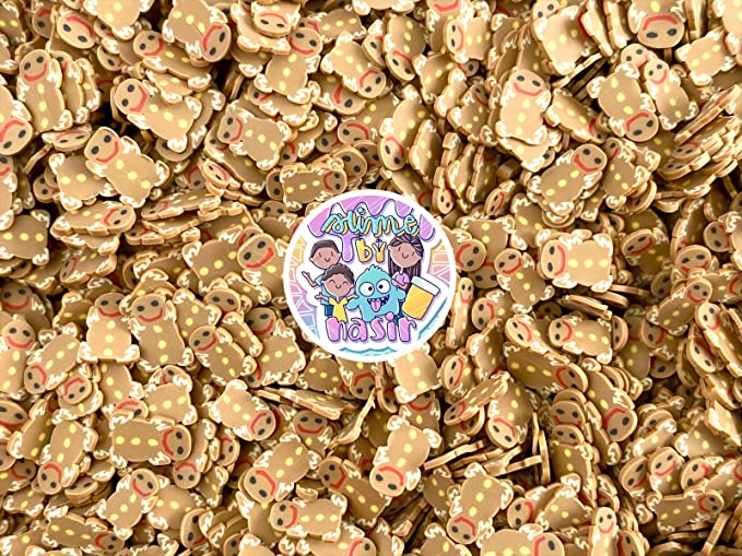 Craft Supply Resin Inclusions Sprinkles for Slime Christmas Polymer Clay Faux Sprinkes Penguin Fimo Slices