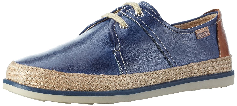 Pikolinos Linares M2g_v17, Zapatos de Cordones Oxford para Hombre, Azul (Nautic), 40 EU