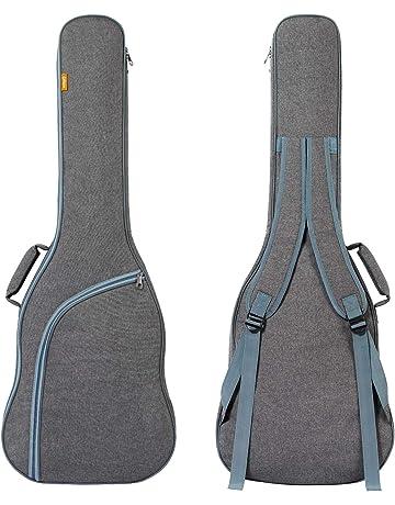 5bf494652db CAHAYA Electric Guitar Bag Padded Electric Guitar Gig Bag Case 0.35in  Padding Dual Adjustable Shoulder
