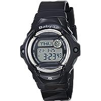 Casio Women's Baby G Quartz Watch with Resin Strap