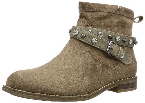 Jane Klain 253 139 - Botas De Vaquero de material sintético mujer: Amazon.es: Zapatos y complementos