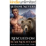 Rescued on Bear Mountain: A Paranormal Bear Shifter Romance (Bear Mountain Shifters Book 1)