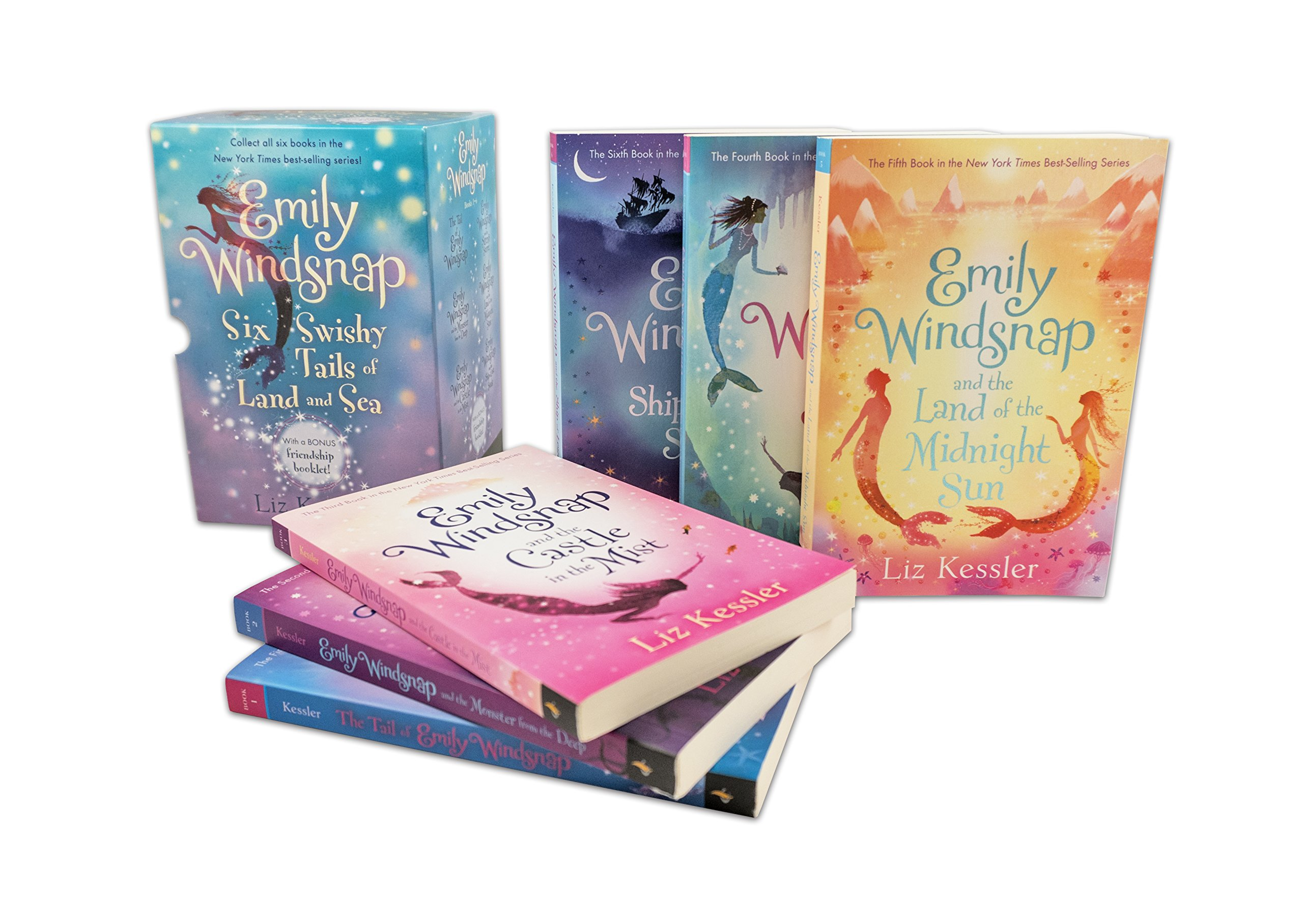 Emily Windsnap Books ONLY $3.1...