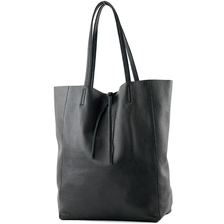 af4daadf563fe Ledertasche Damentasche Shopper Tasche Groß Schultertasche Leder T163