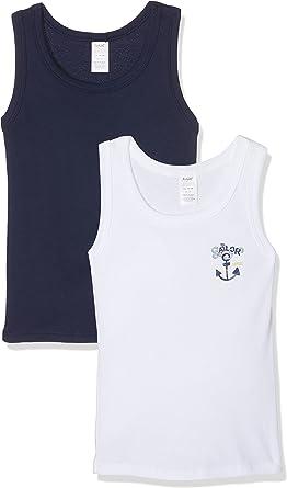 Alphabet Camiseta sin Mangas para Niños: Amazon.es: Ropa y ...