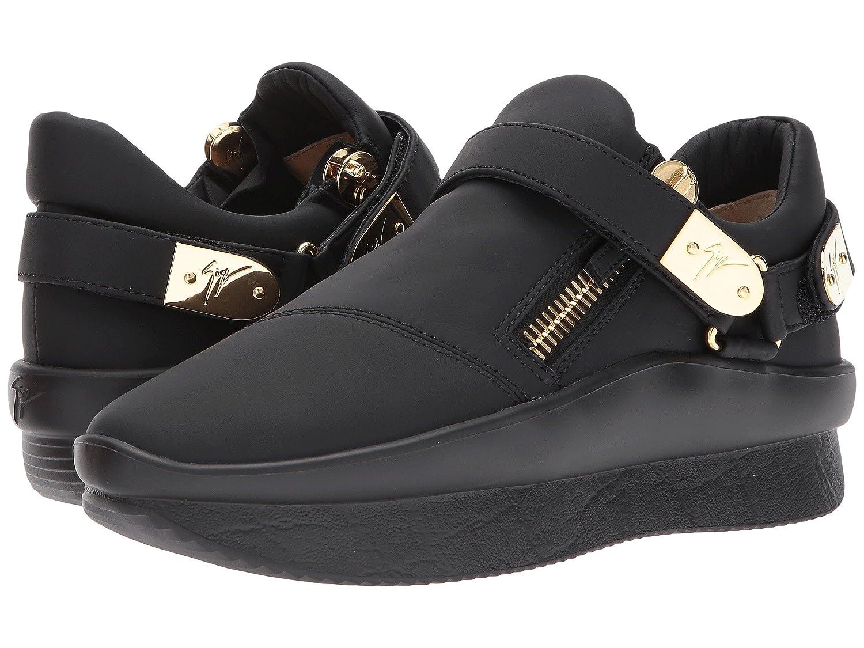 [ジュゼッペザノッティ] Giuseppe Zanotti メンズ Double Low Top Sneaker スニーカー [並行輸入品] B0751BJ831