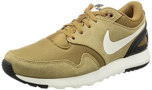 newest da25a fe10a Nike Men s AIR VIBENNA Golden Beige SAIL-Black Running Shoes-10 UK