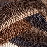 Lang Yarns 56Wolle/Nylon Jawoll Magic Wolle, Sparrow