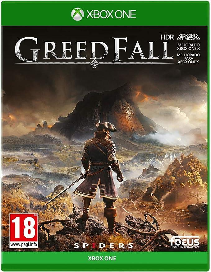 GreedFall - Xbox One: Amazon.es: Videojuegos