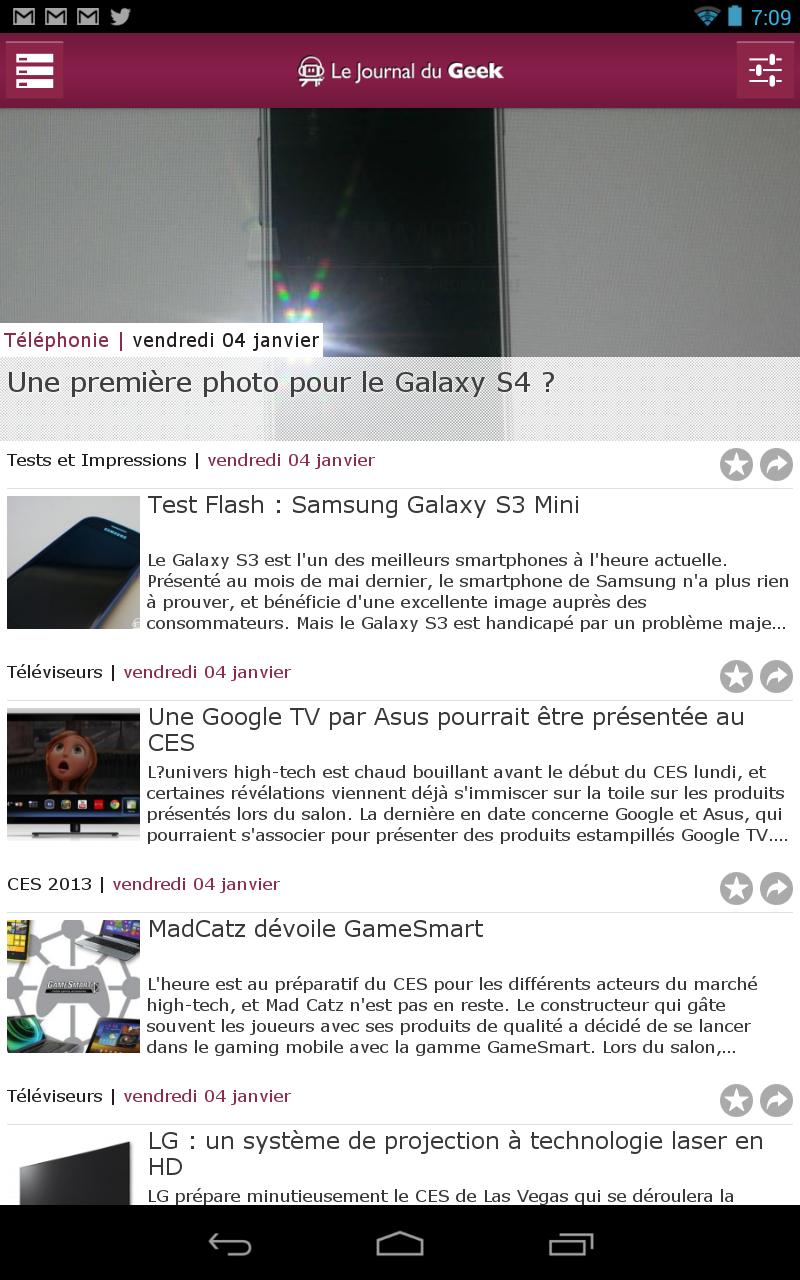 Journal du Geek (Officiel): Amazon.es: Appstore para Android