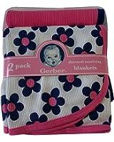 Gerber 2PK Thermal Receiving Blankets
