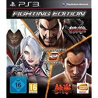 Fighting Edition: Tekken 6/Tekken Tag Tournament 2 and Soul Calibur V (PS3)