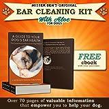 Mister Ben's Original Ear Care Kit for Dogs