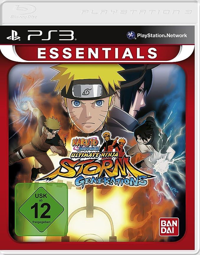 Naruto Shippuden - Ultimate Ninja Storm Generations ...
