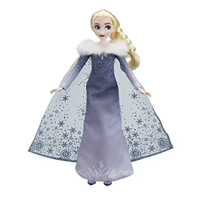 Disney Frozen Musical Elsa: Toys & Games