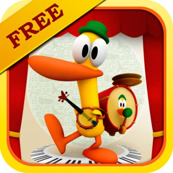 Amazon Com Talking Pato Pocoyo S Friend Free Appstore For Android
