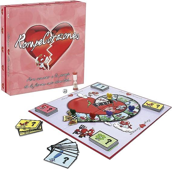Falomir - Juego Rompecorazones 386 Preguntas Desafiantes 32-22006: Amazon.es: Juguetes y juegos
