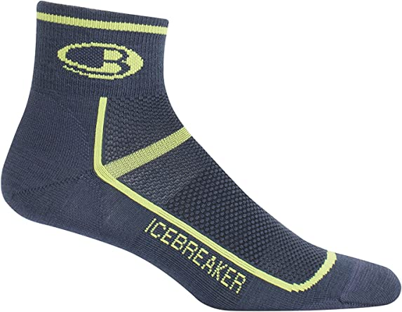 Icebreaker Mens Multisport Ultralite Cushion Micro Socks