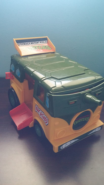 Teenage Mutant Ninja Turtles - Turtle Party Wagon (Mutant Attack Van)