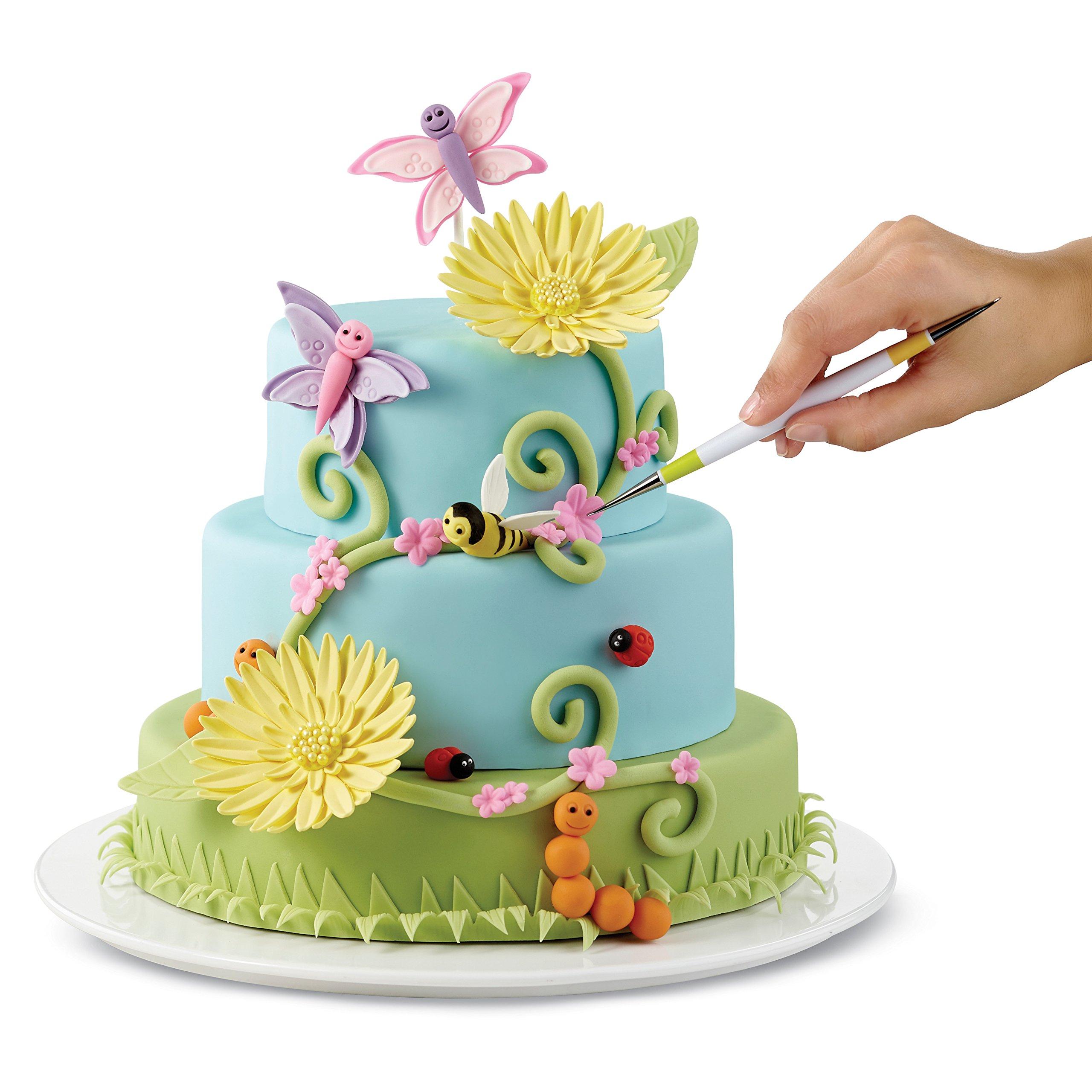 Wilton 3D Figure Modeling Fondant Tool Set, 8-Piece Cake Decorating Tool Set by Wilton (Image #17)