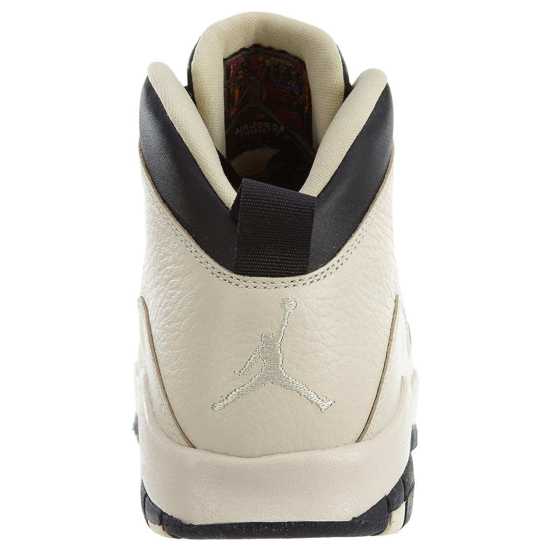 Jordan Big Kids Air Jordan Retro 10 Basketball Shoe