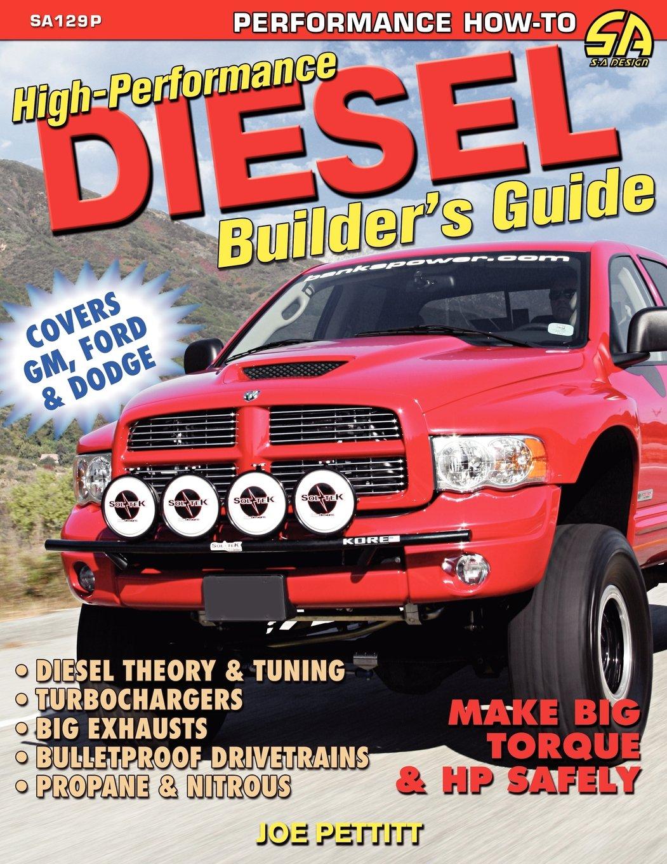 High performance diesel builders guide joe pettitt 8601400506905 high performance diesel builders guide joe pettitt 8601400506905 amazon books fandeluxe Choice Image
