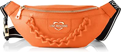 Love Moschino, Marsupio Da Donna, Collezione Estate Riñonera para mujer, colección Primavera Verano 2021, Talla única