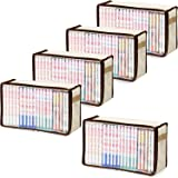 アストロ 本収納ケース 5枚組 新書版サイズ 609-02