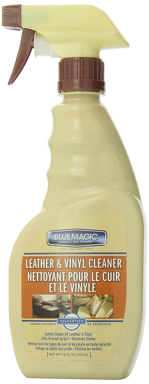 Blue Magic 16 OZ LEATHER & VINYL CLEANER CANADIAN 800CN-06