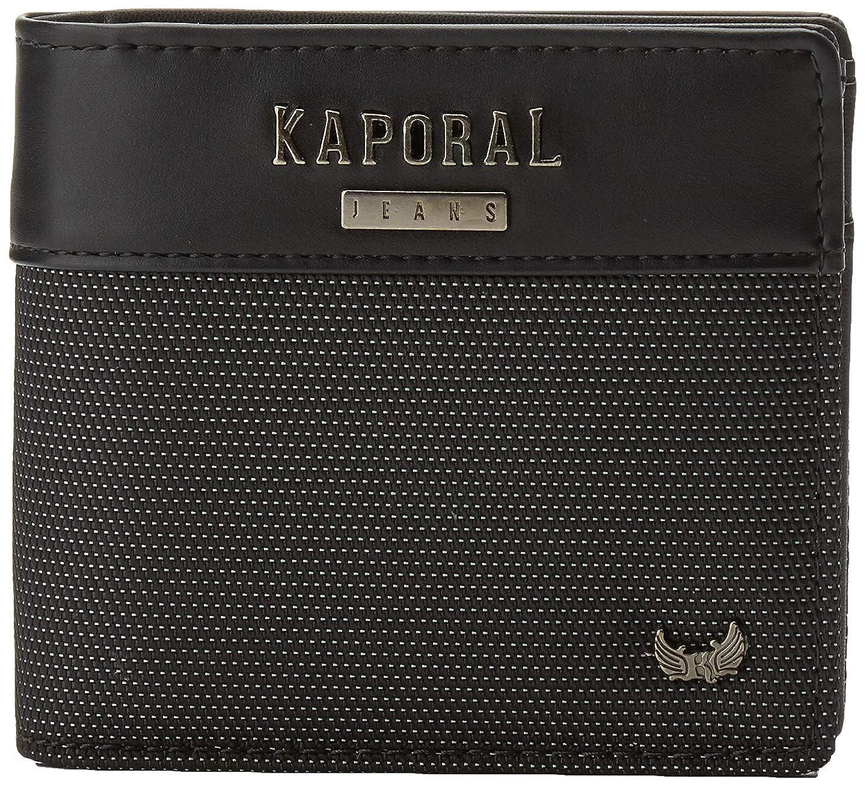 Carte Cadeau Kaporal.Kaporal Homme Wobon Sac Et Portefeuille Noir Black
